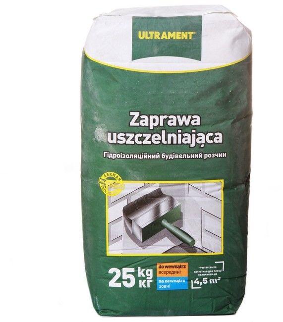 Zaprawa Ultrament 25 kg