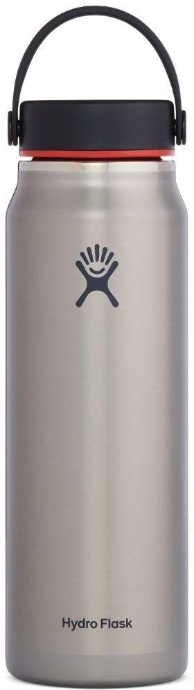 Butelka termiczna 946 ml Lightweight Wide Mouth Trail Series Hydro Flask - slate