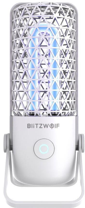 Sterylizator Blitzwolf BW-FUN4 z lampą UV (biały)