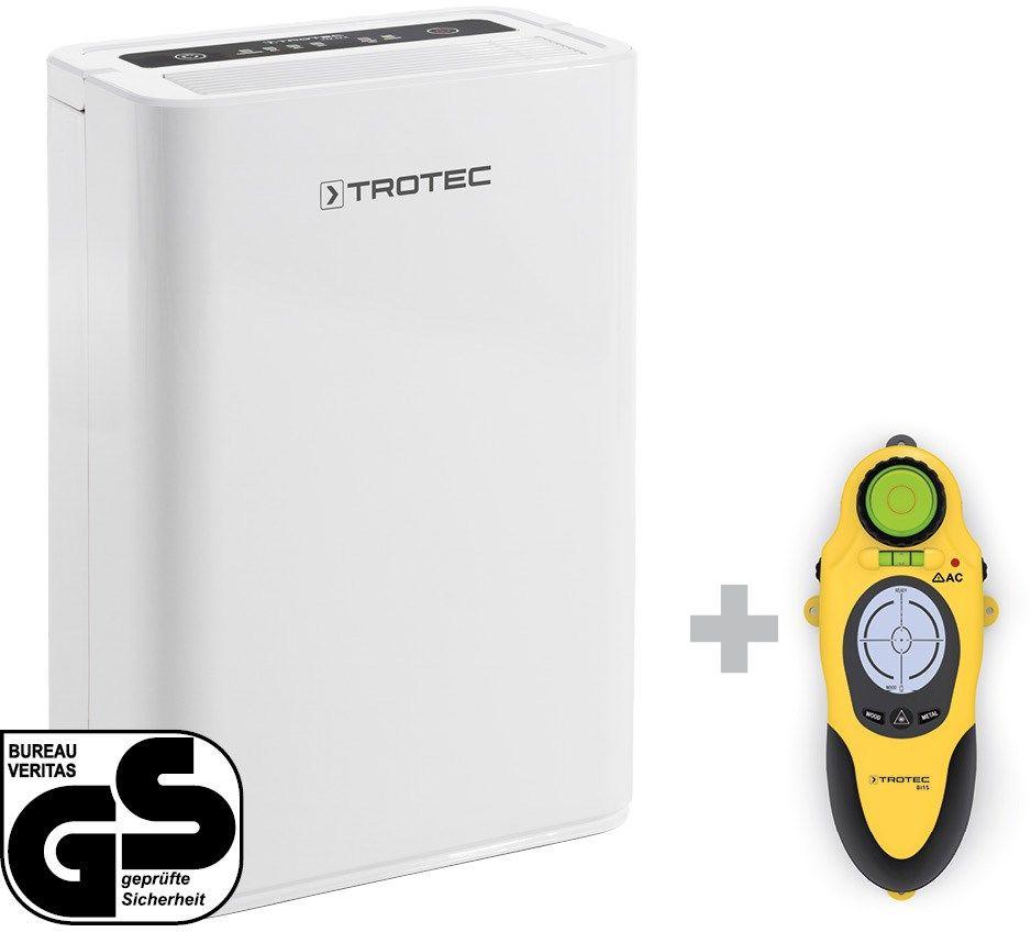 Osuszacz powietrza TTK 52 E + Wallscanner BI15