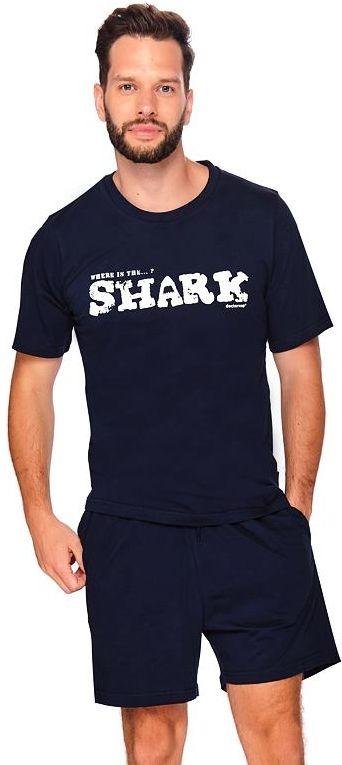 Piżama męska Shark