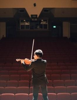 Występ solo na skrzypcach  Trójmiasto