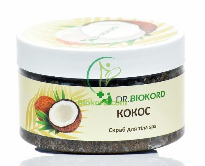SPA Peeling do Ciała Kokosowy, 100% Naturalny, Dr.Biokord