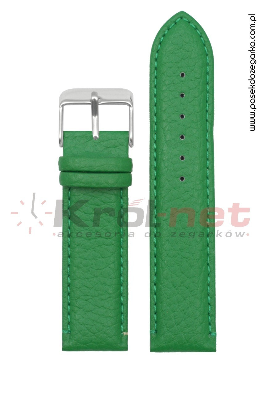 Pasek 205/11/14 - zielony