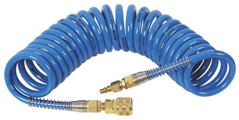 Przewód ciśnieniowy spiralny 6,5x10mm 15m 12-072