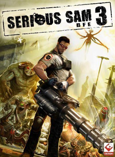 Serious Sam 3: BFE (PC) klucz Steam