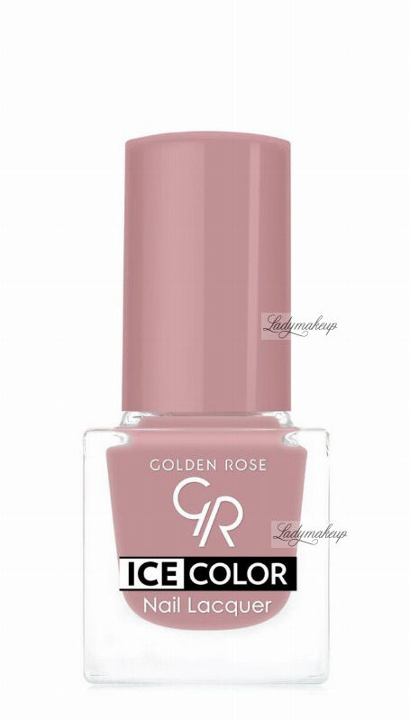Golden Rose - Ice Color Nail Lacquer  Lakier do paznokci - 166