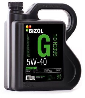 BIZOL Green Oil 5W-40 4l DARMOWA DOSTAWA