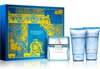 Versace Man Eau Fraîche zestaw upominkowy VII. dla mężczyzn