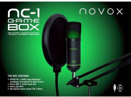 Novox NC-1 GAME BOX