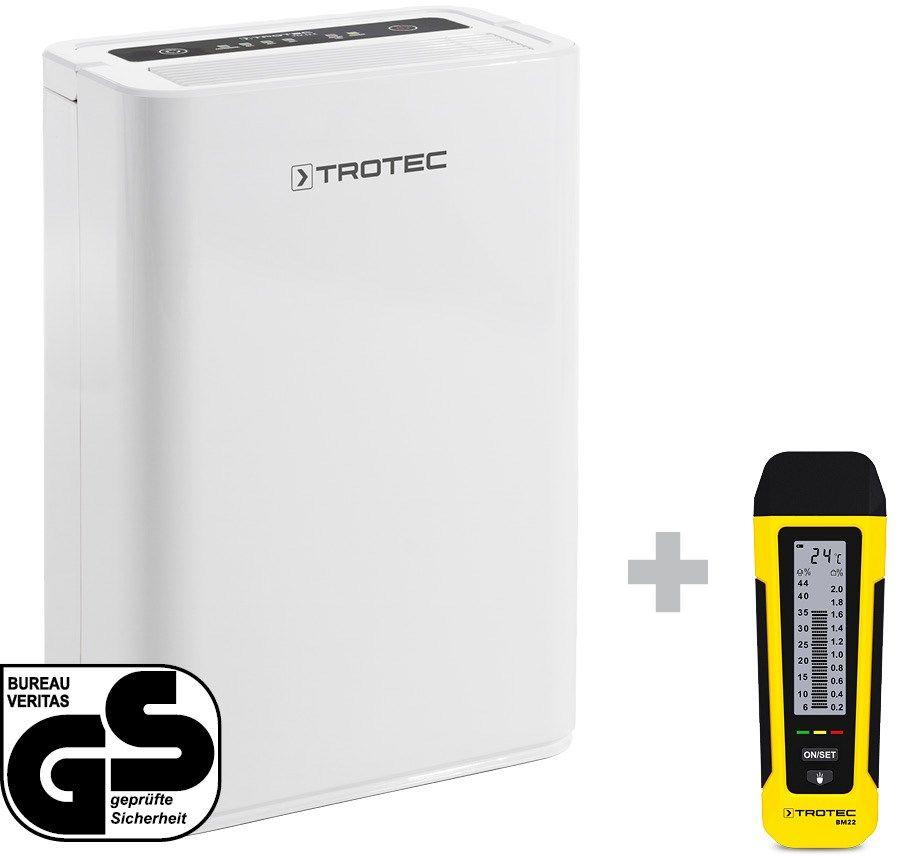 Osuszacz powietrza TTK 52 E + Miernik wilgotności BM22