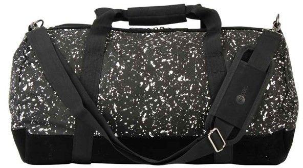 torba podróżna MI-PAC - Duffel Splattered Black/White (A07