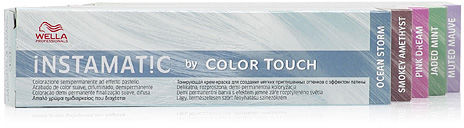 Wella Instamatic Farba tymczasowa z matowym wykończeniem 60 ml