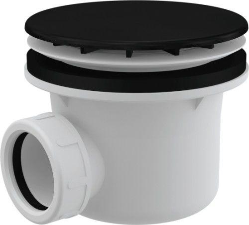 Syfon brodzikowy korek 50 mm czarny-mat