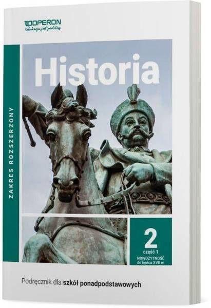Historia LO 2 Podr. ZR cz.1 wyd.2020 OPERON - Janusz Ustrzycki, Mirosław Ustrzycki