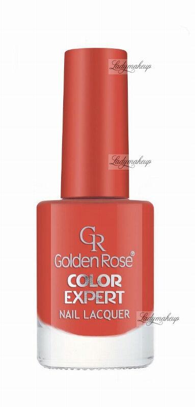 Golden Rose - COLOR EXPERT NAIL LACQUER - Trwały lakier do paznokci - O-GCX - 118