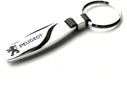 Brelok samochodowy - Peugeot