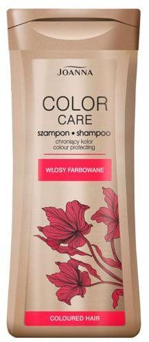 Joanna Color Care szampon do włosów farbowanych 200 ml