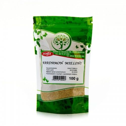 Kardamon mielony 100g