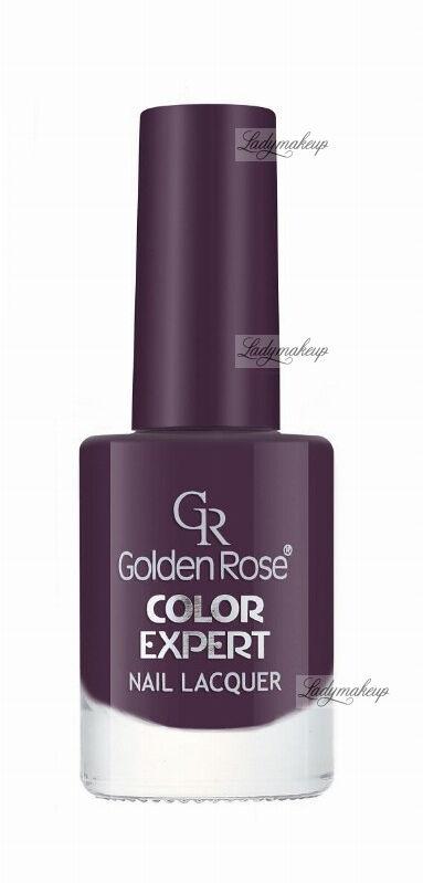 Golden Rose - COLOR EXPERT NAIL LACQUER - Trwały lakier do paznokci - O-GCX - 124