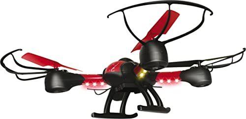 Tekk Drone cx35 C Phoenix dron 751 N z kamerą HD i transmisją wideo w FPV, czarny/jasnoniebieski