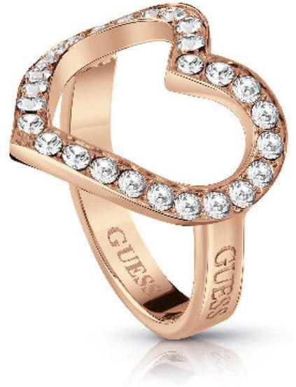 Guess Damski pierścionek UBR28002-52