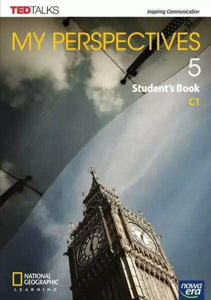 My Perspectives 5. Student''s Book - Hugh Dellar, Lewis Lansford, Robert Górniak, Zbigniew Pokrzewiński