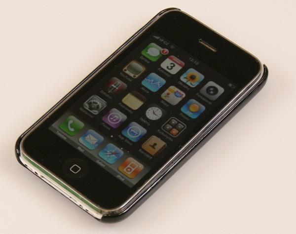 Skullcandy IPHONE 5 MIRROR BLACK pokrywa telefon