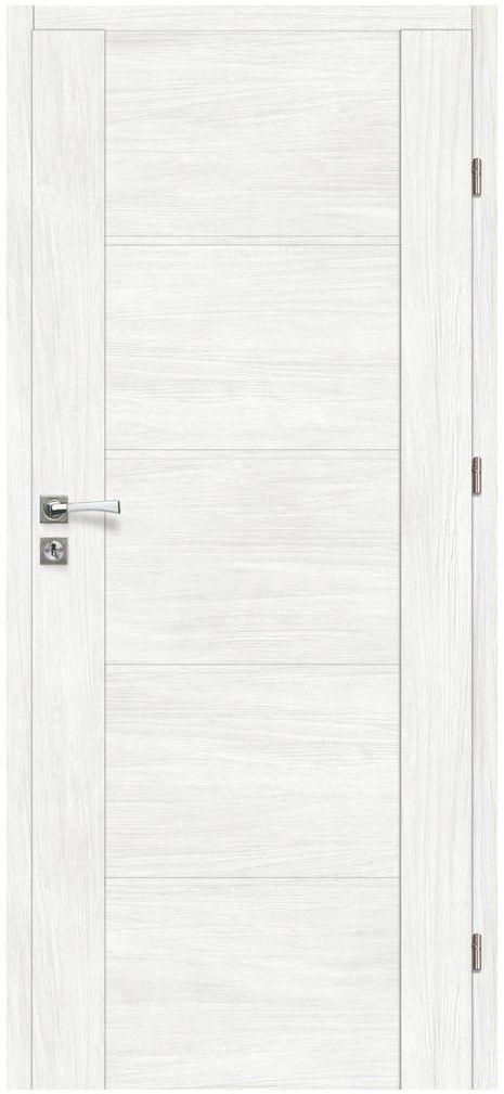 Skrzydło drzwiowe pełne MALIBU Bianco 90 Prawe ARTENS