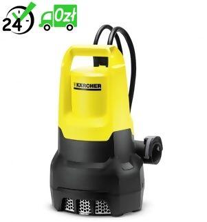 SP 7 Dirt pompa Karcher Zanurzeniowa + 10m Wąż