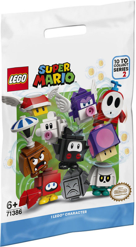 Lego Minifigurki - Super Mario 71386