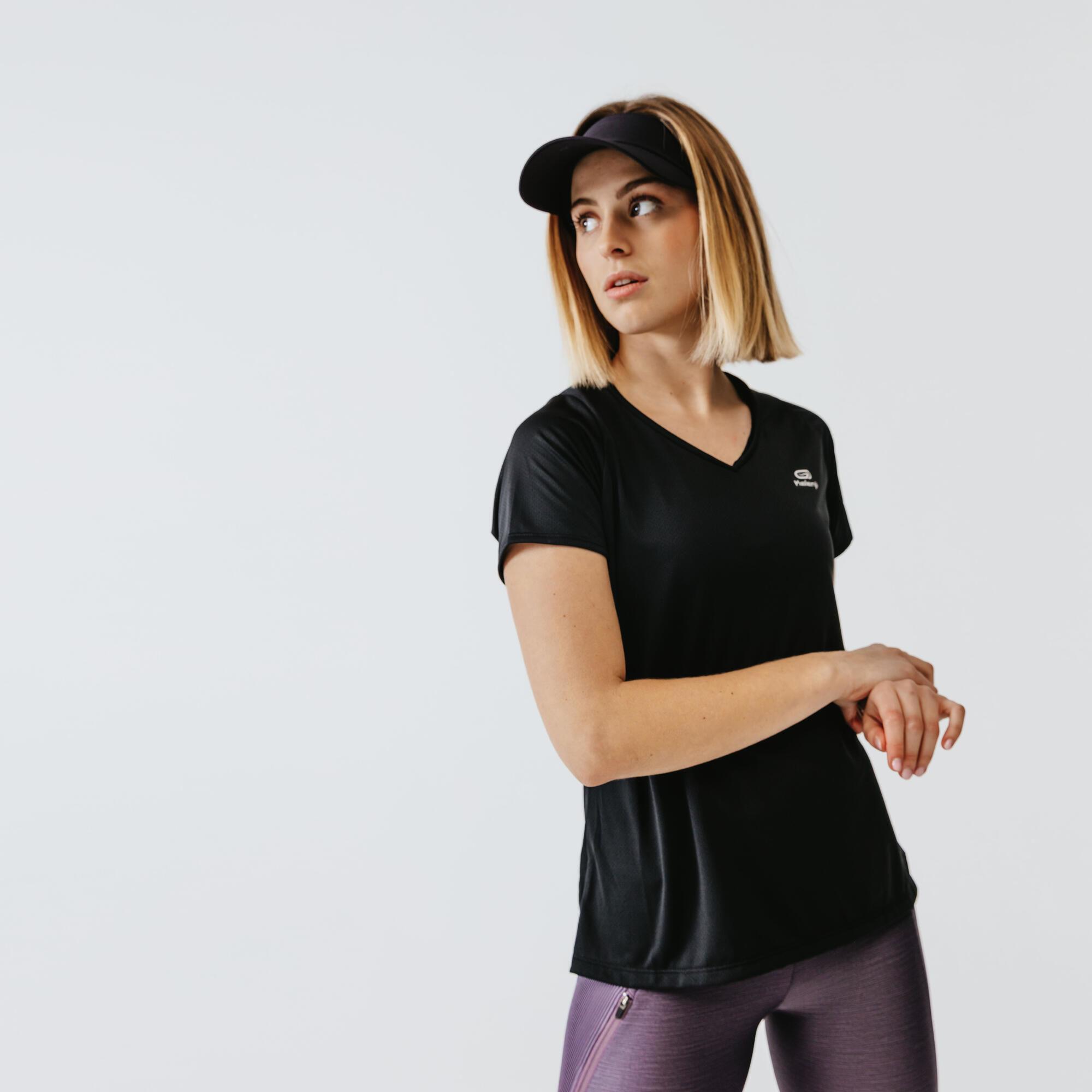 Koszulka do biegania damska Kalenji Run Dry