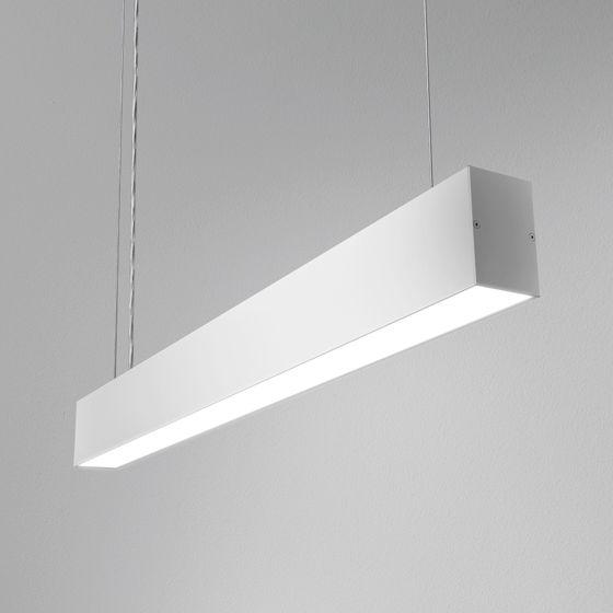 Lampa wisząca SET TRU LED hermetic 57cm oprawa zwieszana Aqform