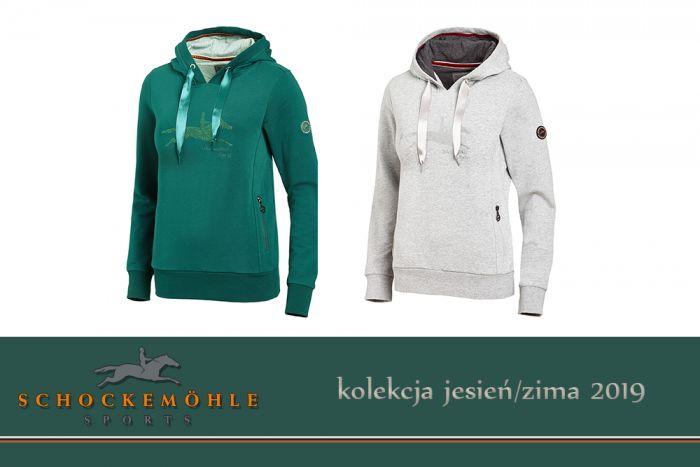 Bluza CAROL kolekcja jesień-zima 2019 - Schockemohle