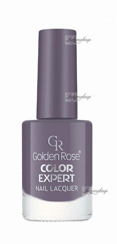 Golden Rose - COLOR EXPERT NAIL LACQUER - Trwały lakier do paznokci - O-GCX - 123
