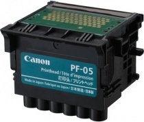Canon PF-05 (3872B001) - oryginalna głowica drukująca, black (czarny)