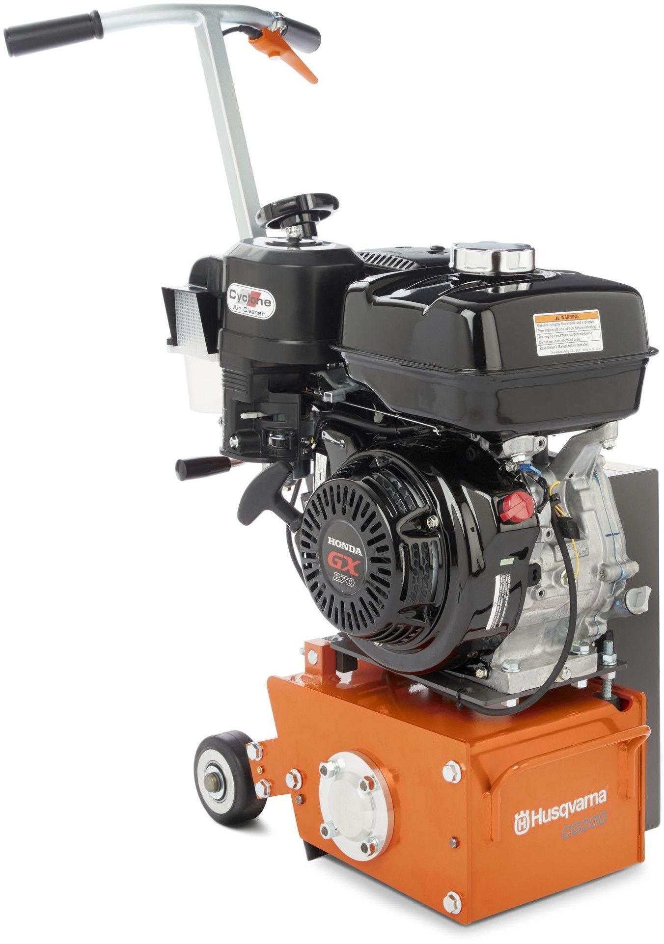 Elektryczna frezarka podłogowa Husqvarna CG200 E