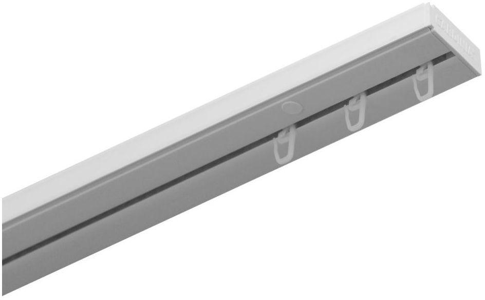 Szyna sufitowa 1-torowa 180 cm z akcesoriami PVC GARDINIA