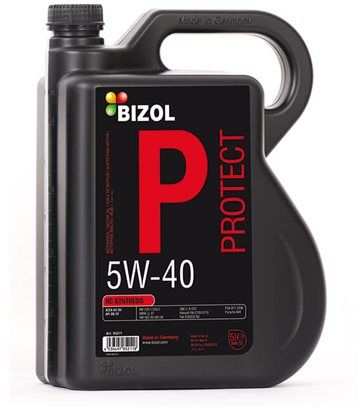 BIZOL Protect 5W-40 5l DARMOWA DOSTAWA
