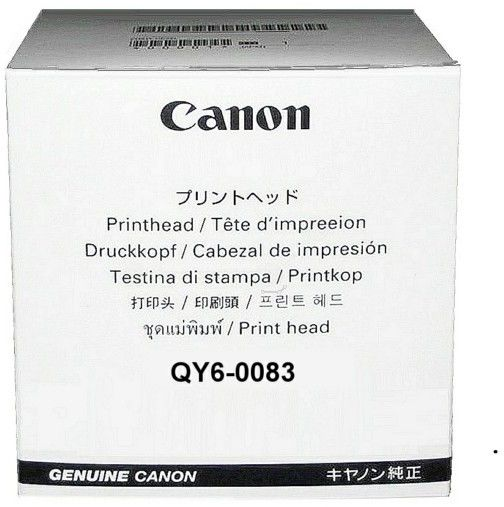 Canon QY6-0083-000 - oryginalna głowica drukująca, black + color (czarny + kolor)