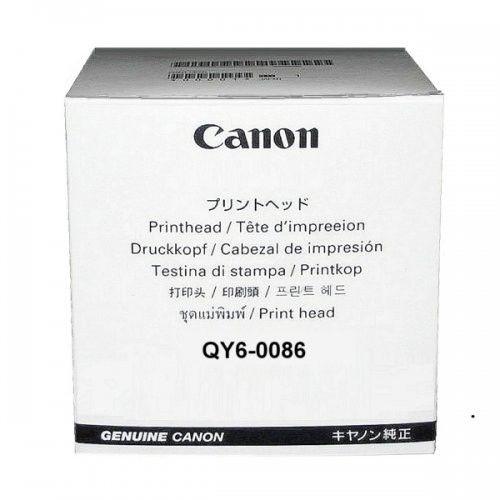 Canon QY6-0086-000 - oryginalna głowica drukująca, black + color (czarny + kolor)