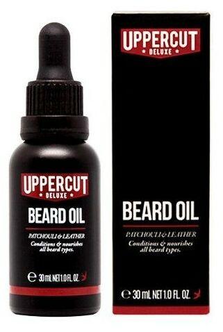 Uppercut Deluxe Beard Oil 30ml olejek do brody SZYBKA WYSYŁKA