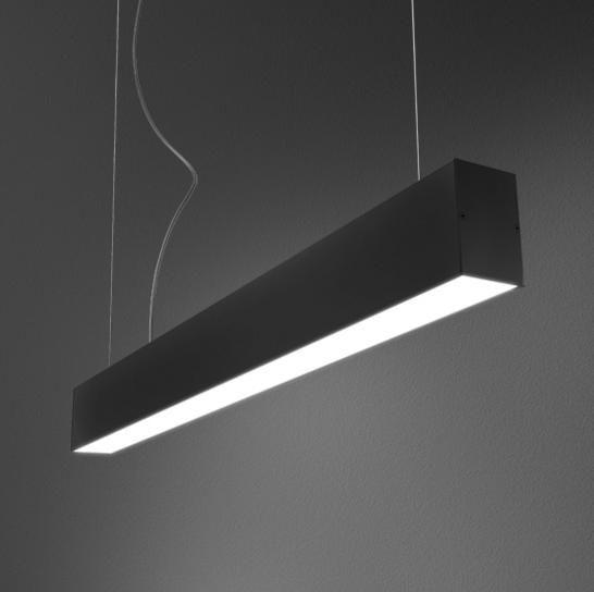 Lampa wisząca Set Tru LED 57cm różne kolory Aqform