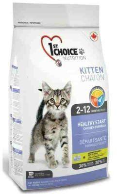 1st Choice Cat Kitten Growth 2x10kg