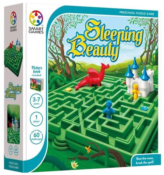 Smart Games Sleeping Beauty (ENG) IUVI Games