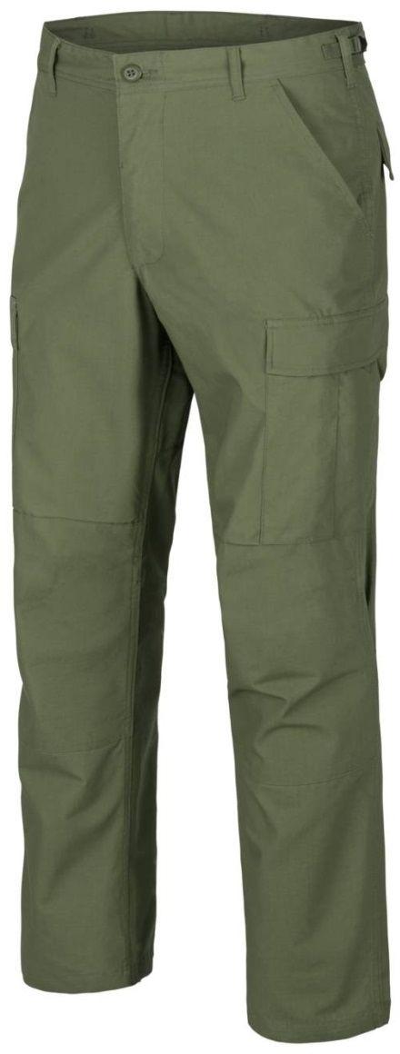Spodnie Helikon BDU PoliCotton Ripstop Olive Green (SP-BDU-PR-02) H