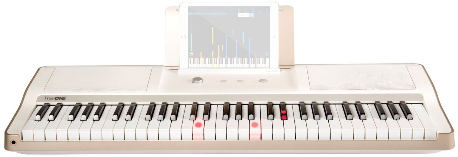 The One - Light Keyboard White