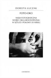 Foto-oko ZAKŁADKA DO KSIĄŻEK GRATIS DO KAŻDEGO ZAMÓWIENIA