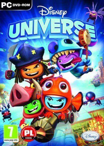 Disney Universe (PC) klucz Steam