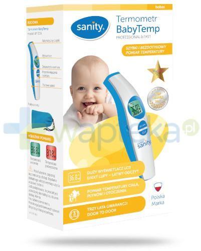 Sanity BabyTemp AP 3116 termometr bezdotykowy 1 sztuka
